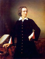 Franz Liszt - en pianovirtuos