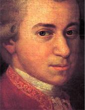 Klassicismen: musik - Wolfgang Amadeus Mozart
