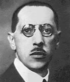 Stravinskij: musik