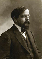 Modernismen: musik - Claude Debussy